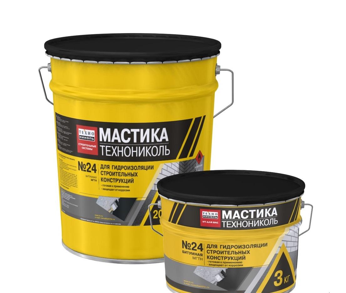 В современном строительстве битумная мастика используется довольно часто, поскольку это вещество имеет относительно небольшую стоимость, прекрасно справляется с ролью гидроизоляции и позволяет обрабатывать даже неровные поверхности