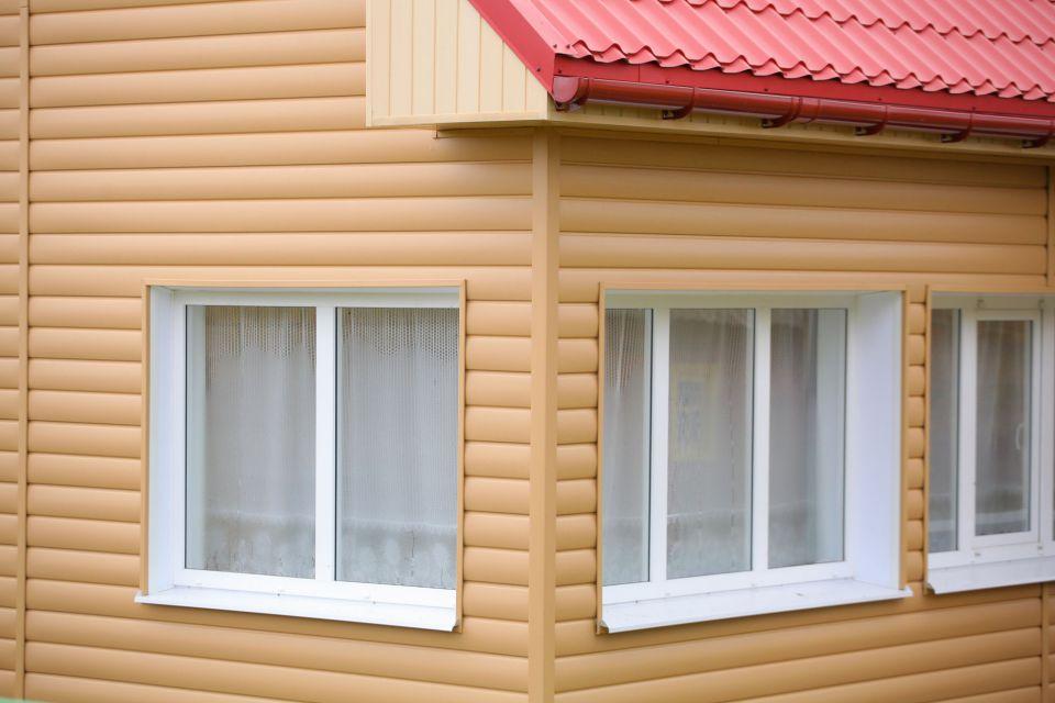 Виниловый сайдинг позволяет преобразить внешний вид любого дома