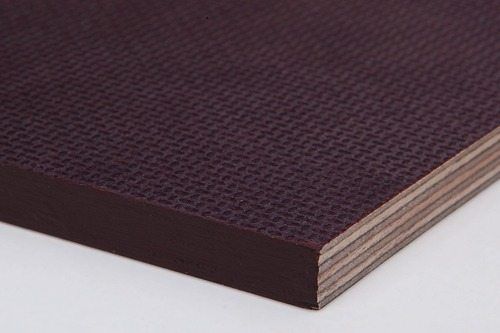 Влагостойкая ламинированная фанера 27 мм