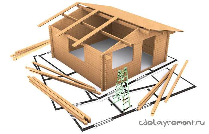Вопрос подсчета материала, нужного для дома, прямо касается его проектирования.