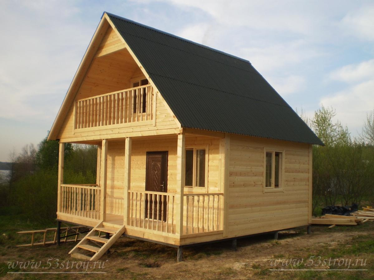 Жилая мансарда увеличит полезную площадь жилища.
