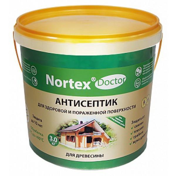 Антисептическая пропитка для древесины