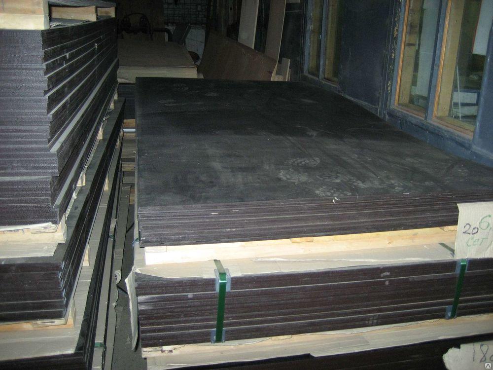 Бакелитовая влагостойкая фанера 2440х1220х20 миллиметров