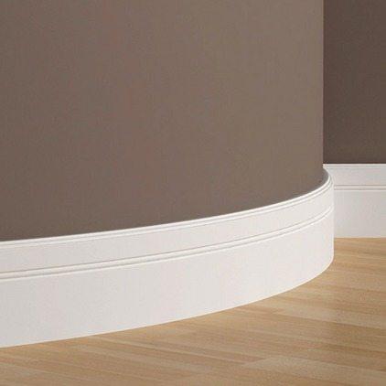 Благодаря эластичности можно отделывать криволинейные поверхности