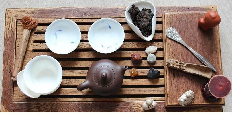 Чабань – национальная китайская чайная доска своими руками