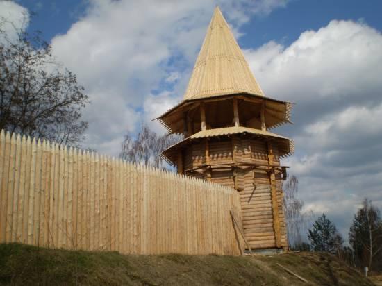 Частокол – древняя крепостная стена