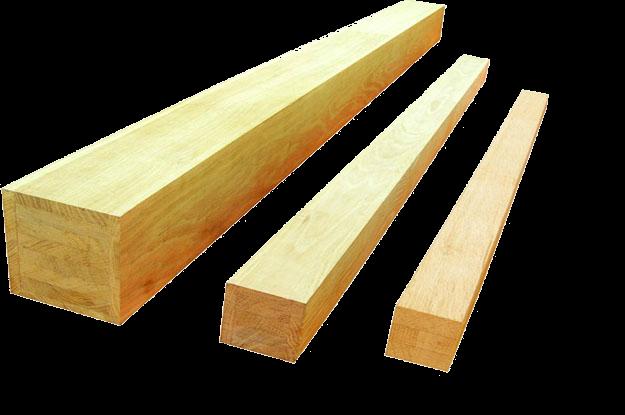 Чем больше сечение материала, тем меньше его в кубическом метре и тем дороже он вам обходится