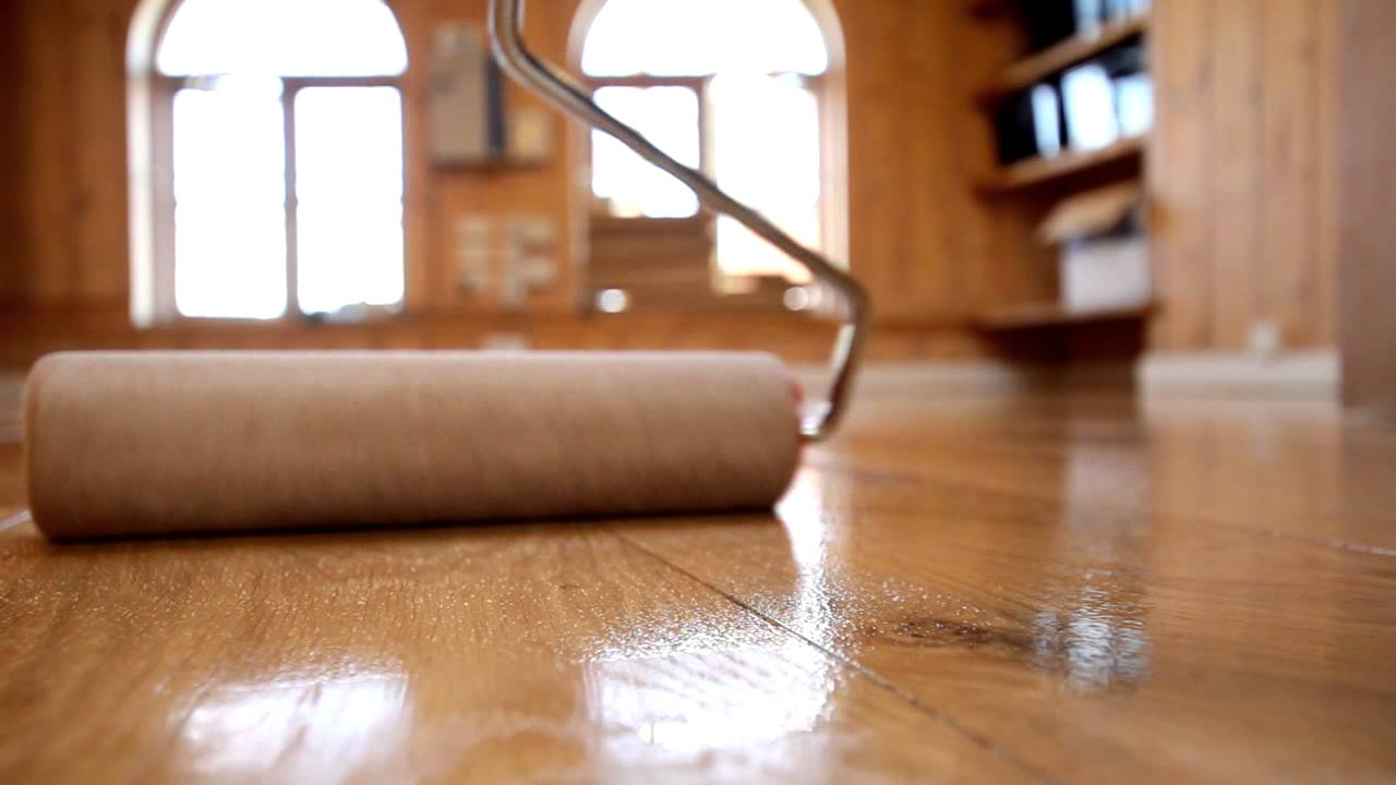 Чтобы получить красивое и долговечное покрытие, можно использовать не только лаки