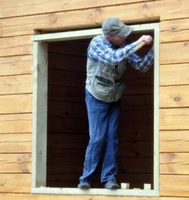 Чтобы поменять окна, придется оптимизировать проемы.