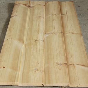 Деревянная отделка, имитирующая брёвна