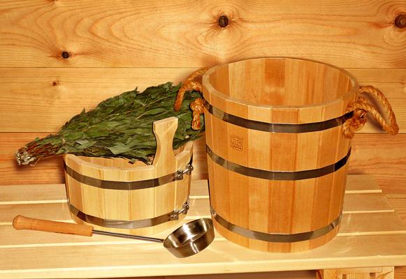 Деревянные изделия для бани – это общепринятая классика.