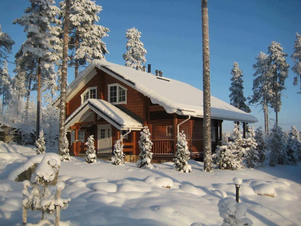 Деревянный дом должен быть теплым