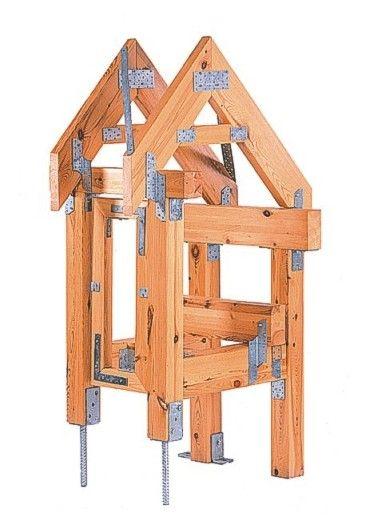 Для наглядности применения того или иного элемента многие продавцы собирают небольшую конструкцию, в ней все видно очень хорошо