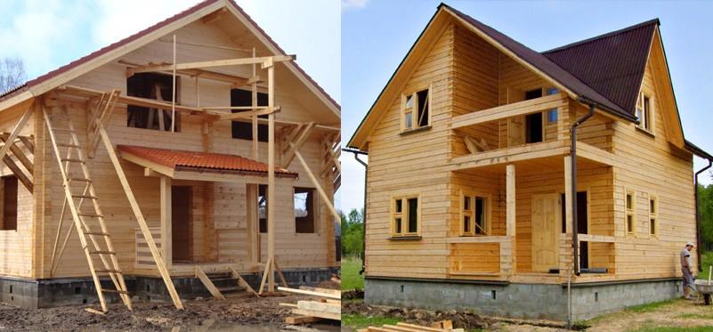 До начала строительства необходимо знать точное количество материала.
