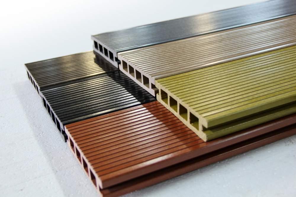 ДПК или древесно-полимерная композитная доска