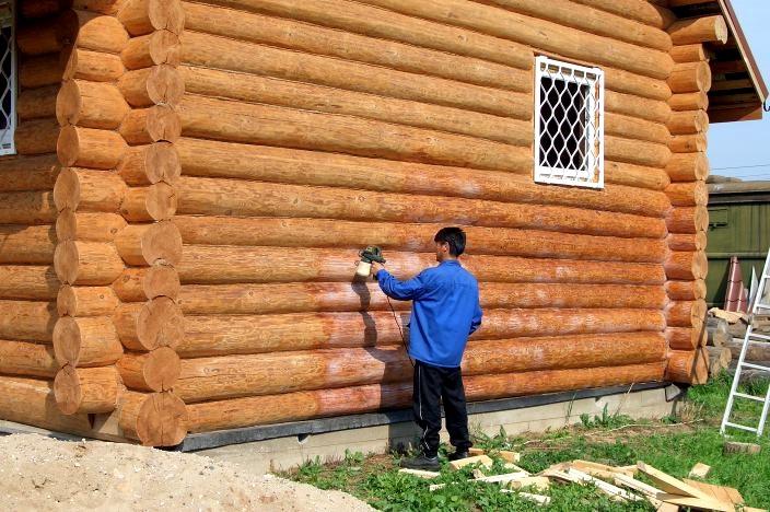 Эффективная биозащитная обработка – залог долгой службы дома