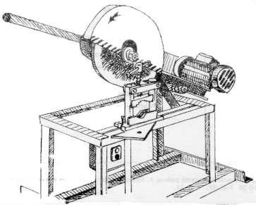 Эскиз маятниковой циркулярки.