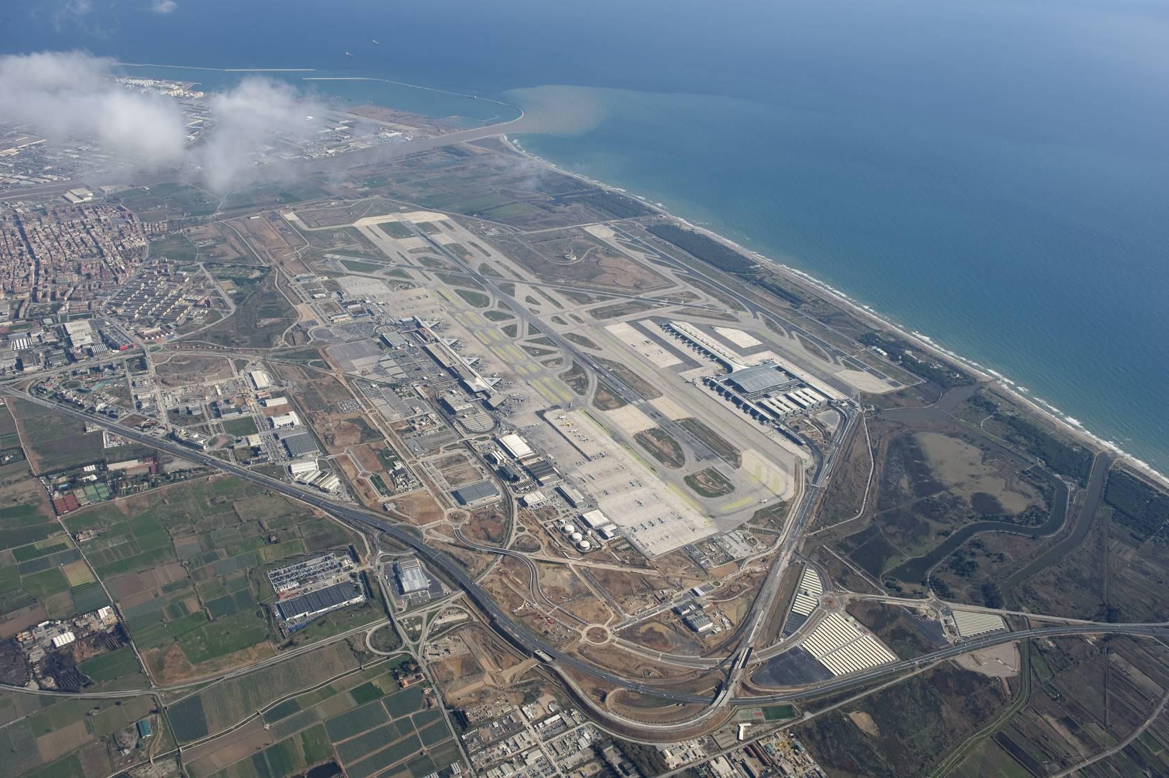 Барселона Эль-Прат – один из самых загруженных аэропортов Европы