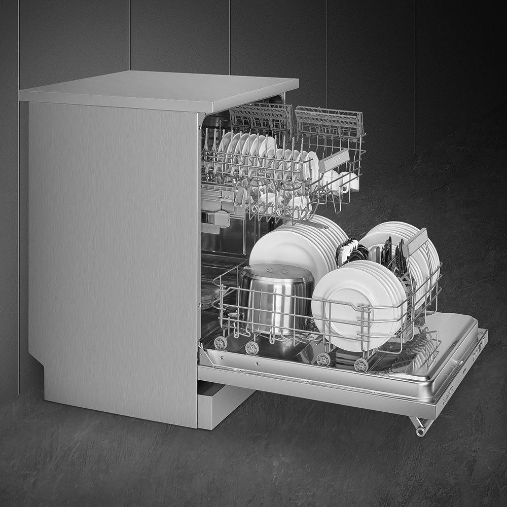 Посудомоечная машина радикально решит вопрос с мытьем посуды