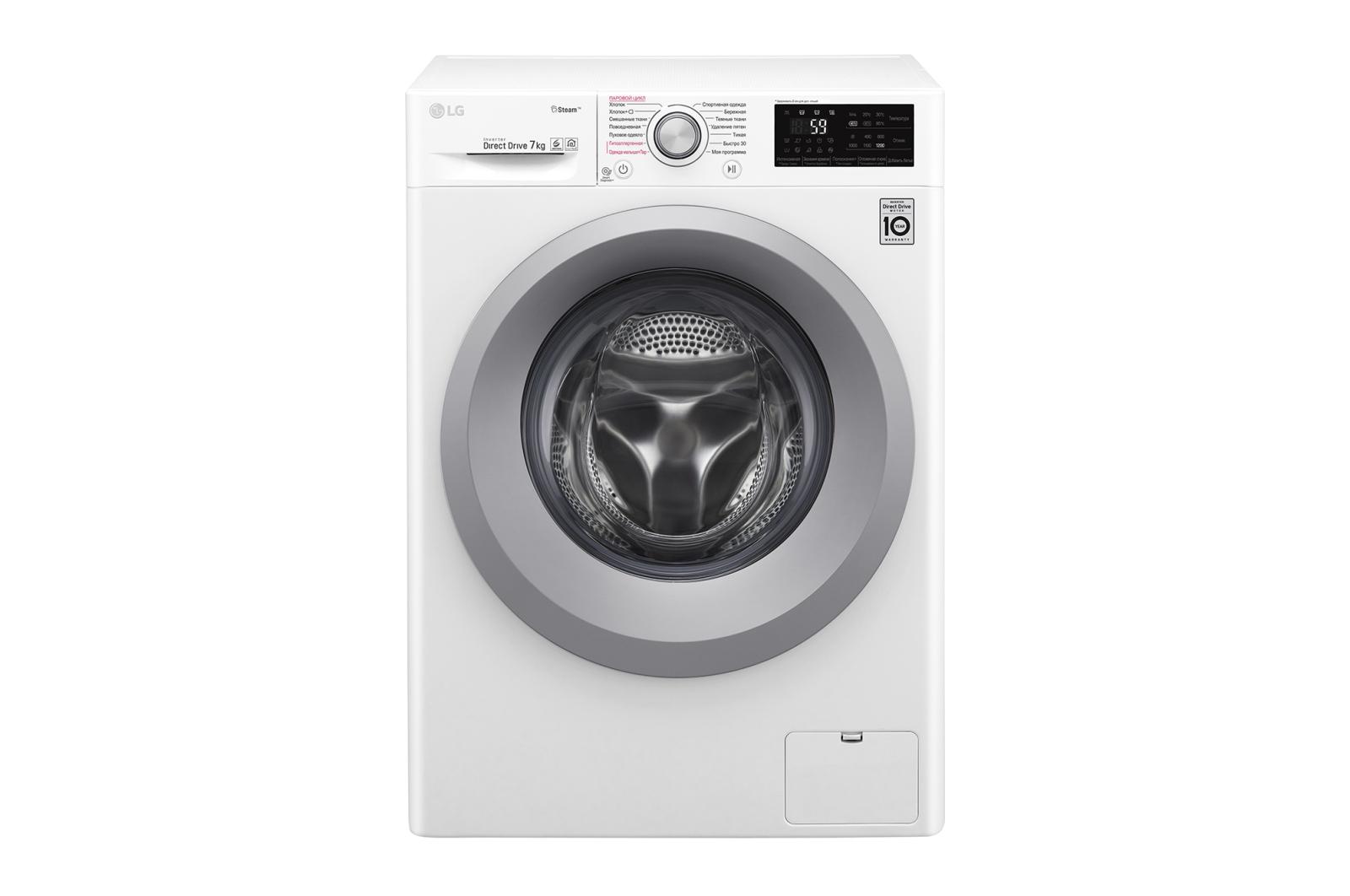 Дорогие стиральные машинки сами сушат и гладят вещи