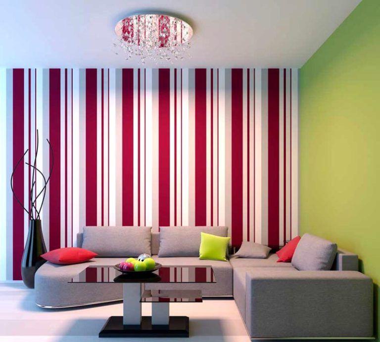 Контрастные стены сделают помещение поинтереснее