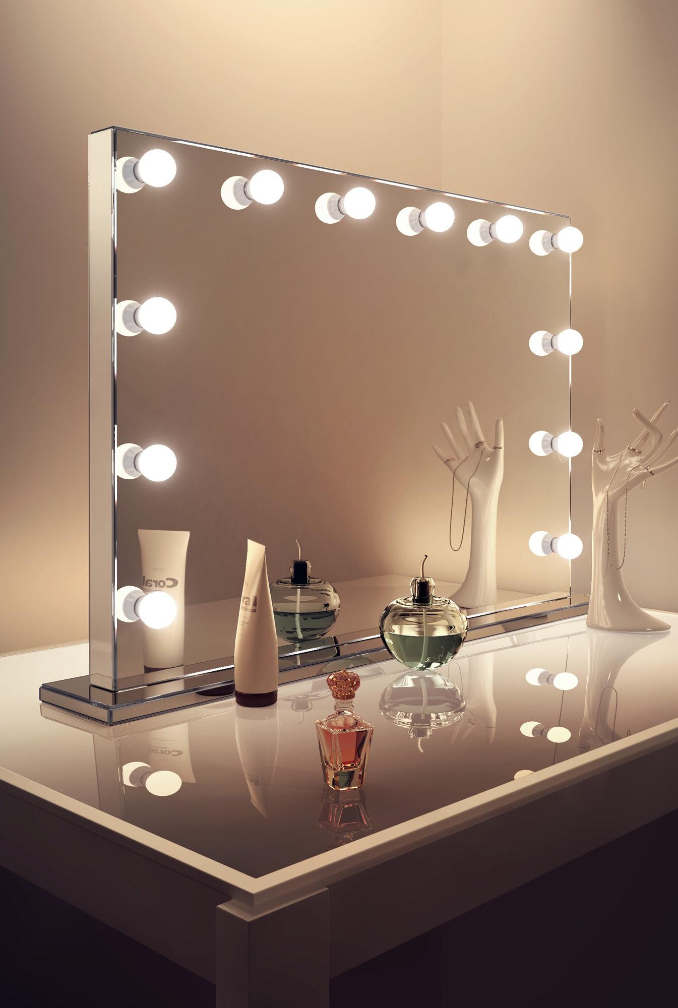 Как выбрать зеркало с подсветкой в спальню?