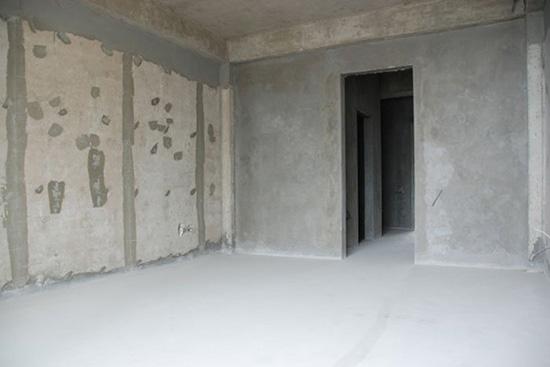 Пример квартиры без отделки
