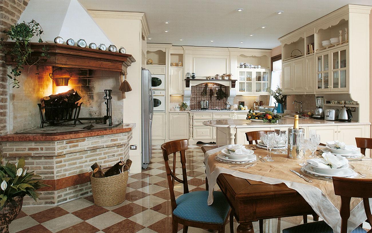 Столовая и кухня должны быть удобными и вместительными