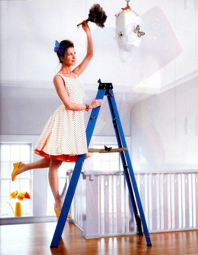 Как очистить потолок от пятен разного происхождения
