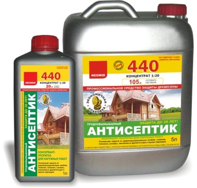 Фото антисептика для защиты древесных поверхностей