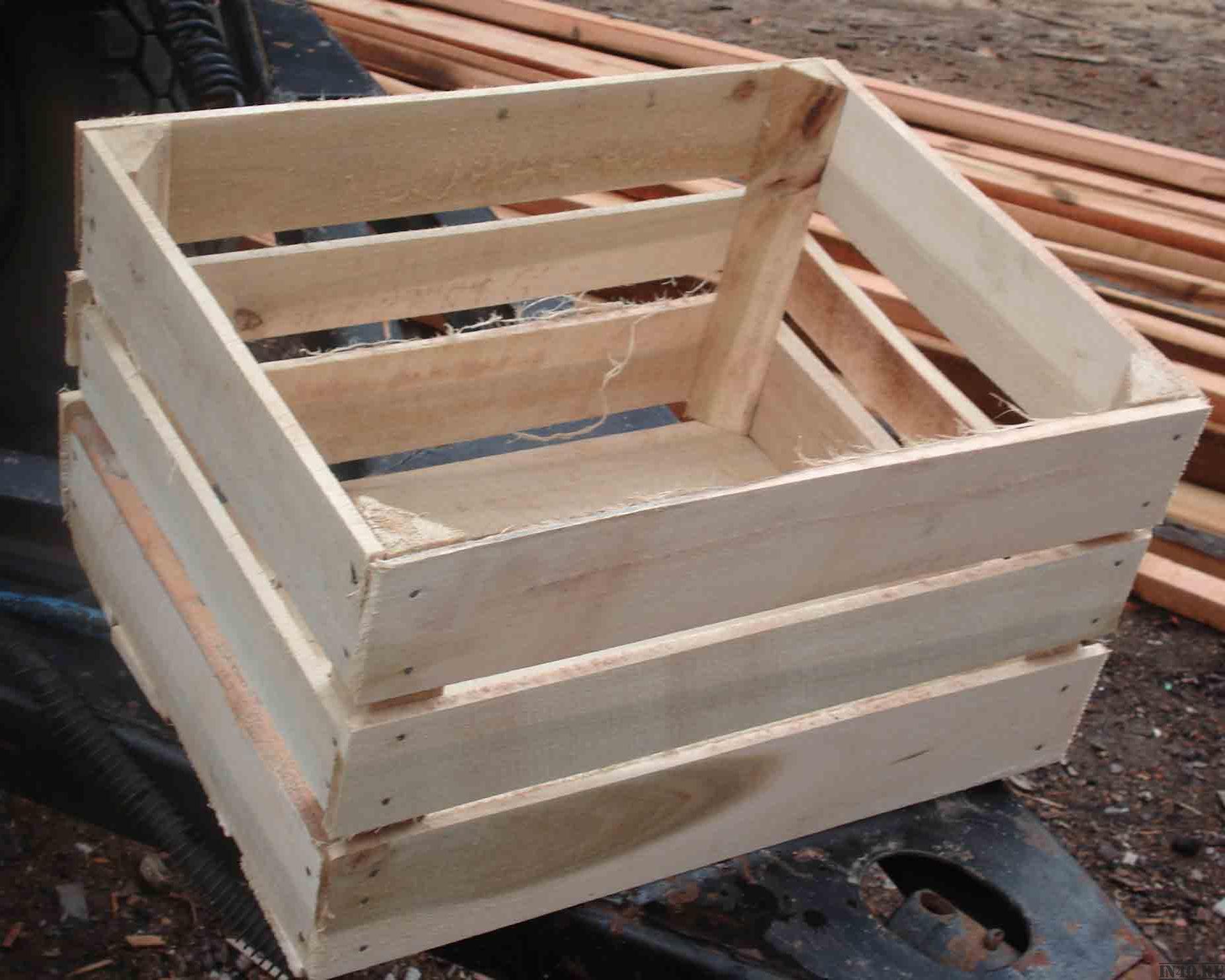 Фото простейшей решетчатой конструкции