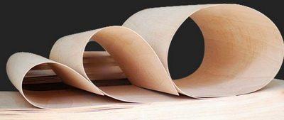 Фото согнутых листов фанеры