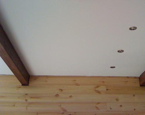 Гипсокартон в оформлении потолка