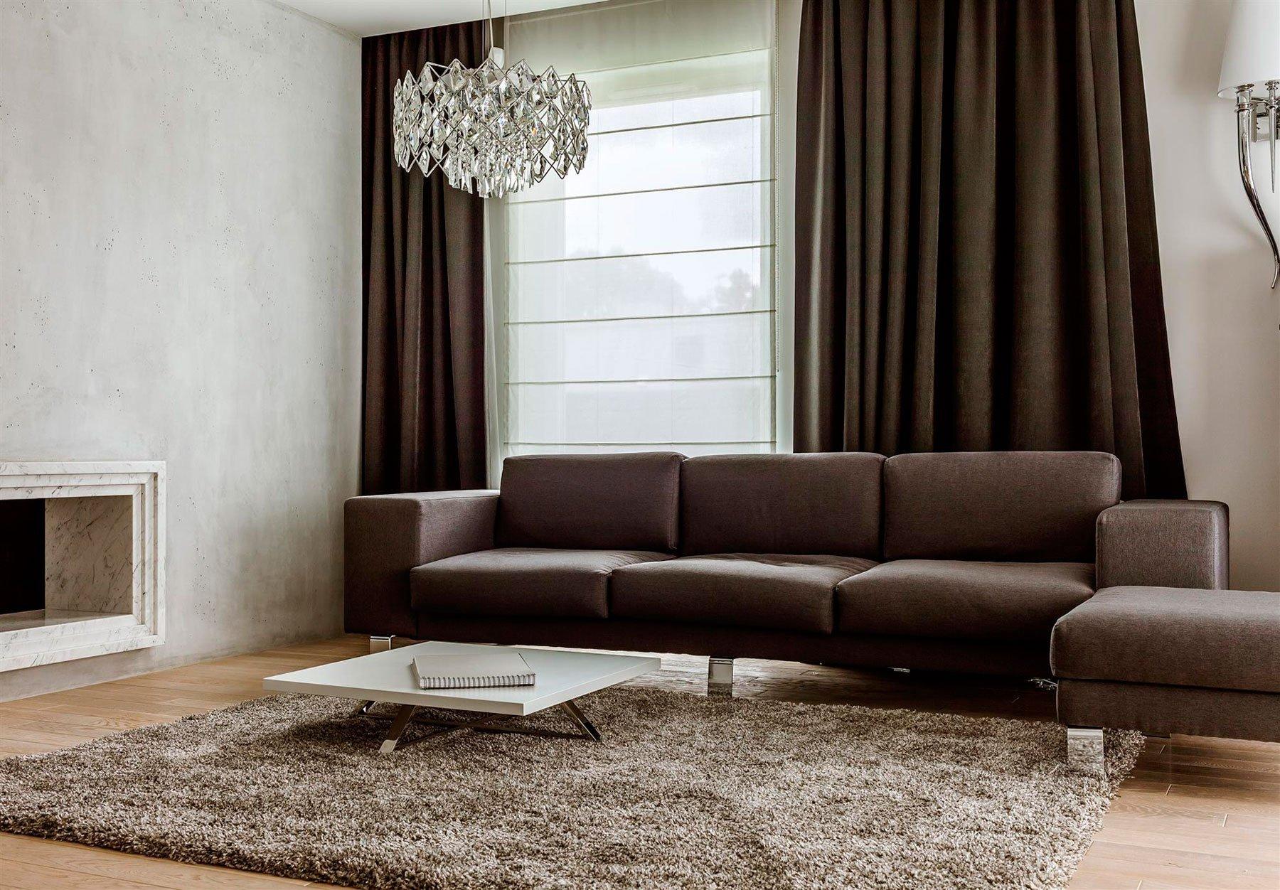 В большинстве случаев текстура текстильных предметов интерьера также важна, как и цвет