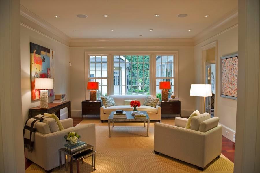 Расположение кресла по фэн-шуй создает атмосферу комфорта в комнате