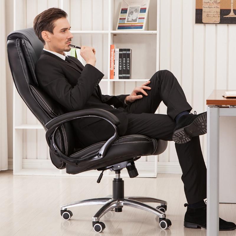 Функциональность и строгий вид кресла будут создавать комфорт