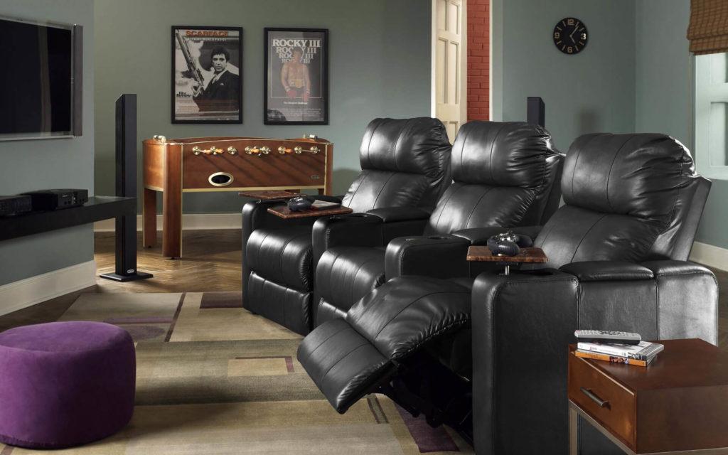 Кресло для отдыха и релаксации будет приятным подарком для мужчины любого возраста