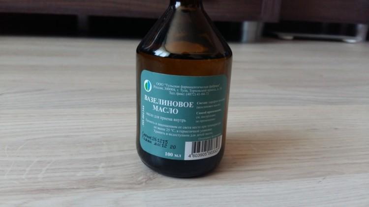 Вазелиновое масло для деревянных поверхностей