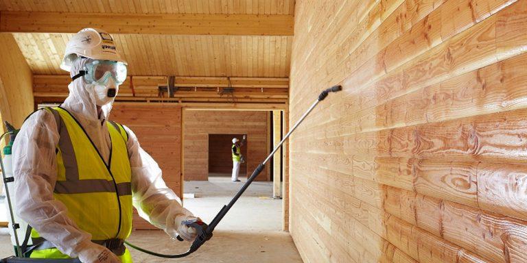 Защитят древесину, а значит защитят весь дом