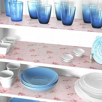 С таким ковриком случайно зацепить и уронить посуду не получится
