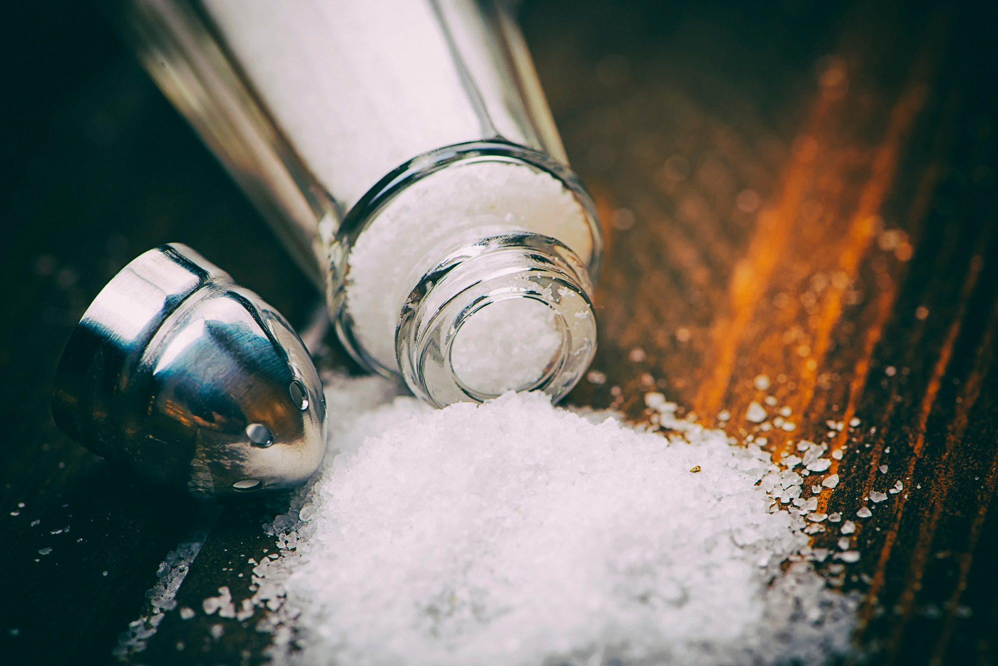 Соль была дорогим продуктом, поэтому расход его впустую был ударом по бюджету семьи