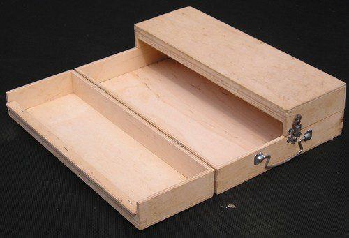 Инструментальный ящик для инструментов