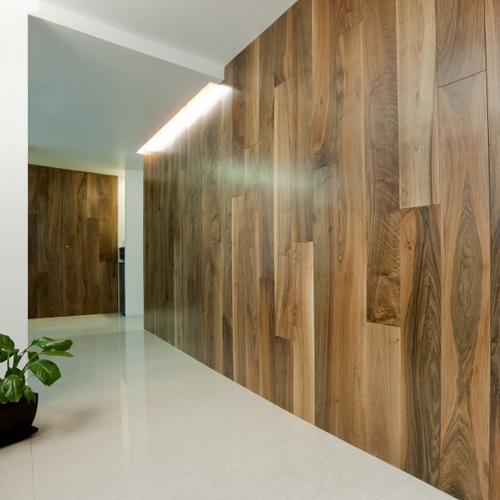 Использование натуральной древесины в декорировании помещений