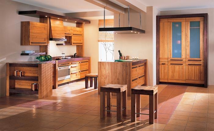Использование природного материала в обустройстве жилого помещения благоприятно сказывается на эстетической стороне вопроса