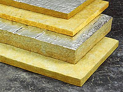 Используемый теплоизоляционный материал.