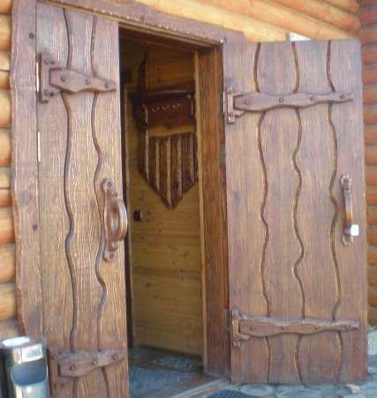 Изделие в деревенском стиле.
