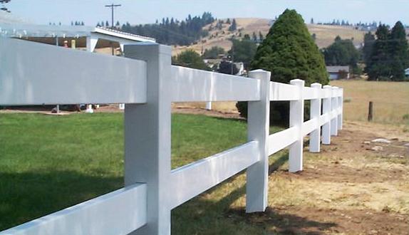 Изначально эта ограда предназначалась для коровьих загонов.