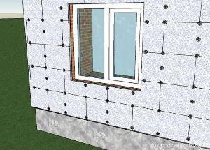 Как утеплить деревянный дом снаружи пеноплексом самостоятельно