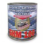 Каучуко-битумная коррозийная мастика БКМ-100