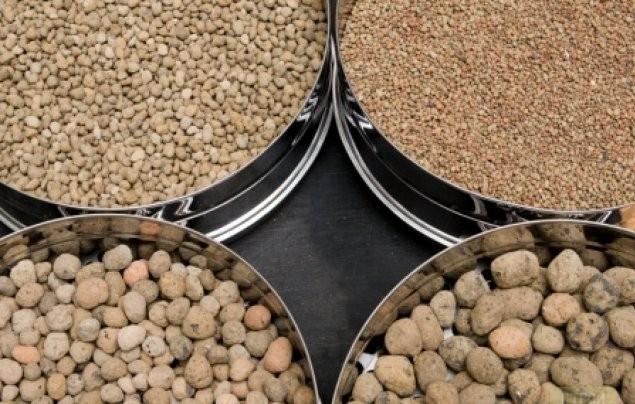 Керамзит – песок, мелкая, средняя и крупная фракция
